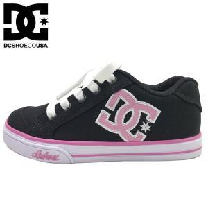 新作  DC SHOES ディーシー キッズ ジュニア スニーカー 子供靴 KS CHELSEA TX キッズ スニーカー(17-24cm)|suxel