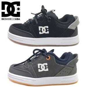 新作  DC SHOES ディーシー キッズ ジュニア スニーカー 子供靴 KS SYNTAX (17-24cm)|suxel