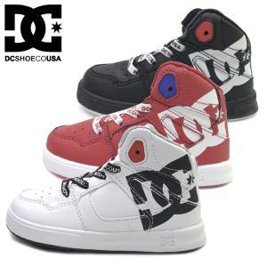 新作  DC SHOES ディーシー ベイビー キッズ ハイカット スニーカー 子供靴 TS PURE HIGH-TOP SE UL SN (13-16cm)|suxel
