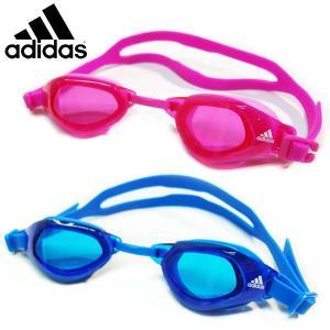 ジュニアサイズ(6-12歳) adidas アディダスPERSISTAR FITJR スイム ゴーグル 水泳/プール/海/キッズ|suxel