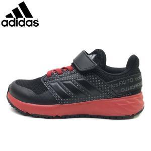 新作  adidas アディダス キッズ ジュニア アディダスファイト FLASH EL K 17-24cm 子供靴|suxel