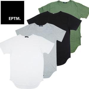 メンズ EPTM エピトミ ORIGINAL LONG TEE  ロング丈Tシャツ MADE IN USAの要注目ブランド|suxel