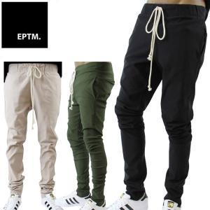 メンズ EPTM エピトミ BREAK BEATS PANTS ジョガーストレッチパンツ MADE IN USAの要注目ブランド |suxel