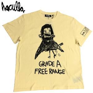 haculla ハキュラ メンズ GRADE A TEE 半袖 Tシャツ ストリート New York メンズファッション|suxel