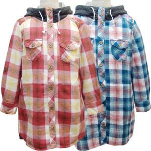 100-130cm ROXY ロキシー キッズ/ジュニアフード付きシャツ MINI KEEP ME WARMおしゃれなキッズガールの子供服です suxel