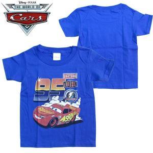 2〜3歳用 Cars カーズ子供服 半袖 Tシャツ JCSD008|suxel