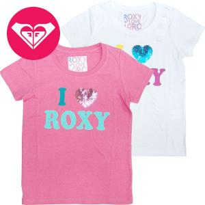 20%OFF ROXY ロキシー  レディースI LOVE ROXY キッズ Tシャツ   suxel