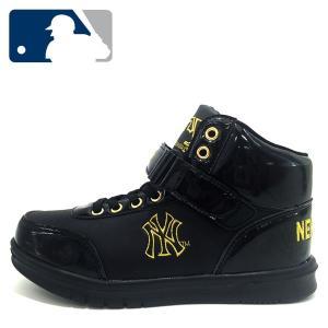 19cm  MLB NYメジャーリーグ  キッズ スニーカー ニューヨークヤンキース ダンス 管理:3,900-|suxel