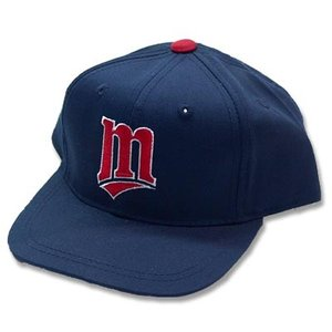 MLB メジャーリーグベースボールキャップ 子供  帽子 ミネソタ・ツインズ 男の子 女の子 スナップバック トドラー(44-48cm )|suxel