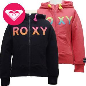 100cm ROXY ロキシー キッズMINI BEACH PARK ZIP スウェットパーカー 長袖シャツ キッズ おしゃれなキッズガールの子供服です suxel