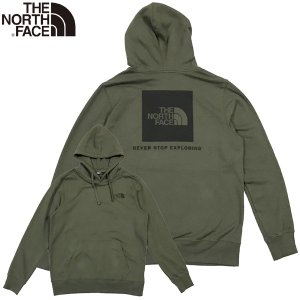 The North Face ザ・ノース・フェイス RED BOX PULLOVER HOODIE レッドボックス 長袖 パーカー|suxel