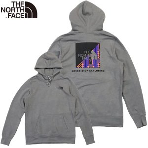 The North Face ザ・ノース・フェイス RANGE TNF RED BOX PULLOVER HOODY パーカー|suxel