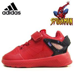 12cm adidas アディダス キッズ ベビー スニーカー 靴 BABY スパイダーマン I 管理:4,990-|suxel