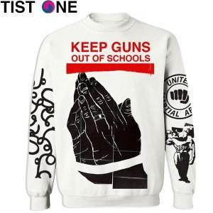 メンズ TIST ONE ティストワン HANDS Crewneck Sweatshirts スウェットシャツ suxel