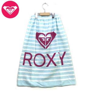 セール  ROXY ロキシー ガールズ ラップタオル お着替えタオル SPALSH ABOUT H115 x W70cm|suxel