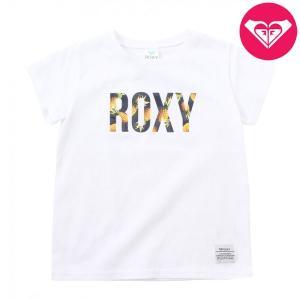 子供服 女の子 ROXY ロキシー キッズ/ガール ロゴTシャツ MINI PARADISE ROXY suxel