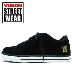 19cm 20cm VISION STREET WEAR ヴィジョン キッズ スニーカーSan Diego サンディエゴダンス|suxel