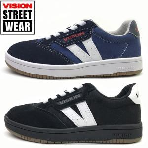 ヴィジョン VISION STREET WEAR  キッズ ジュニア スニーカー ANTHONY Jr. 19-23cm 子供靴|suxel