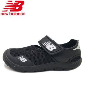ニューバランス New Balance キッズ ジュニア 水陸両用 サマーシューズ YO208 BK2 ブラック 18-20cm 人気のJUNIOR用サマーシューズ suxel