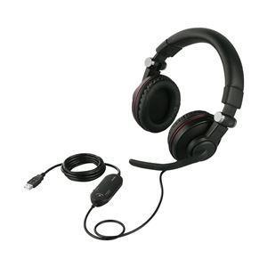 【商品名】 バッファロー(サプライ) ゲーミングヘッドセット 両耳ヘッドバンド式 5.1chサラウン...