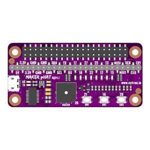 Cytron MAKER pHAT 教育向けRaspberry Pi HAT|suzakulab