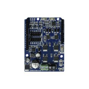 Cytron 10A モータドライバシールド(Arduino) suzakulab 02