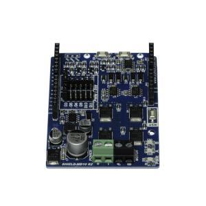 Cytron 10A モータドライバシールド(Arduino) suzakulab 04