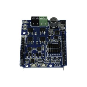 Cytron 10A モータドライバシールド(Arduino) suzakulab 06