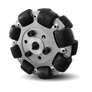 オムニホイール HANGFA CL-10 直径101.6mm|suzakulab