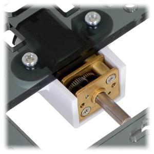 Pololu 金属マイクロギヤードモータ 拡張ブラケット 2個入り|suzakulab|02