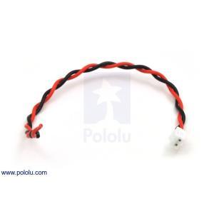 Pololu PHコネクタケーブル 2ピンメス 14cm|suzakulab