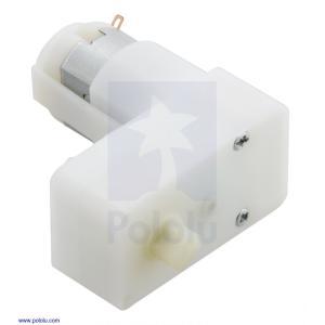 Pololu 120:1 プラスチックギヤードモータ オフセット 出力 在庫品|suzakulab