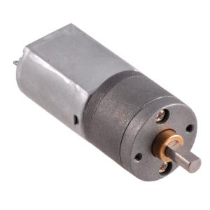 Pololu 73:1 金属ギヤードモータ 20Dx42L mm (短い出力シャフト) suzakulab