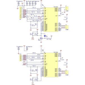 Pololu デュアルMC33926モータドライバボード|suzakulab|05