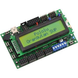 Pololu Orangutan SVP-1284 ロボットコントローラ (組立て済み)|suzakulab