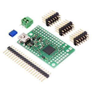 Pololu Mini Maestro 18チャンネル USBサーボコントローラ (組立てキット)|suzakulab
