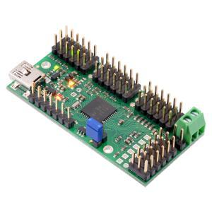 Pololu Mini Maestro 24チャンネル USBサーボコントローラ (組立済み)|suzakulab