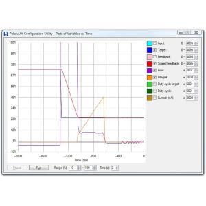 Pololu Jrk 12v12 フィードバック付きUSBモータコントローラ|suzakulab|05