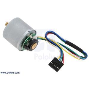 Pololu 直径37mmモータ 金属ギヤードモータ用 64CPRエンコーダ付き (ギヤボックス無し)(旧製品)|suzakulab