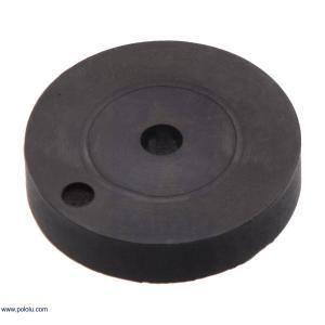 Pololu ミニプラスチックギヤードモータ用磁気エンコーダディスク OD 9.7 mm; ID 1.5 mm; 12 CPR (Bulk)|suzakulab