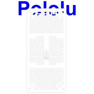 Pololu RP5/Rover 5 拡張プレート RRC07A (幅狭) ホワイト suzakulab