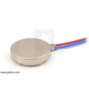 Pololu 振動モータ 10x2.0mm シャフト無し|suzakulab