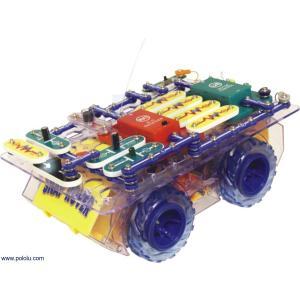Snap Circuits無線型探査機|suzakulab