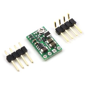 Pololu 2.5V〜7.5V 600mA 降圧型可変電圧レギュレータ D24V6ALV|suzakulab