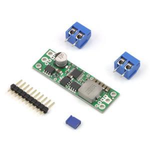 Pololu 5V/3.3V選択型 7A 降圧型可変電圧レギュレータ D15V70F5S3|suzakulab