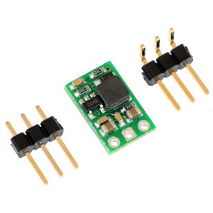 Pololu 5V 昇圧型定電圧レギュレータ U3V12F5 在庫品|suzakulab