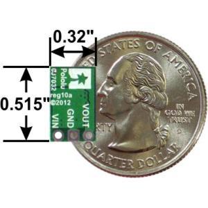 Pololu 9V 昇圧型定電圧レギュレータ U3V12F9 suzakulab 02