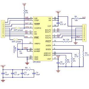 Pololu DRV8834 低電圧用ステッピングモータドライバ|suzakulab|06
