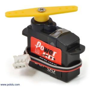 Power HD 高速デジタルサブマイクロサーボ DSP33|suzakulab