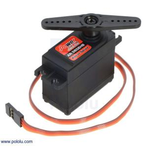 Power HD 連続回転サーボ AR-3606HB|suzakulab